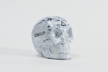 """Crystal skull """"White"""""""