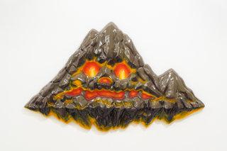 Flying mountain 2 #4