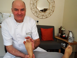 20% off for your first Reflexology with us
