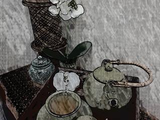 Tea Time at Siam Harmony