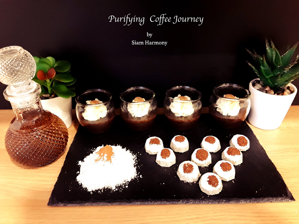 Purifying Coffee Journey