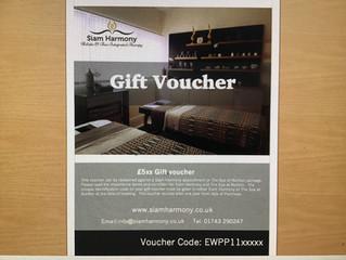 Christmas E-Gift voucher Online