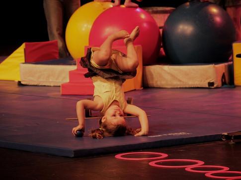 Cours de Cirque