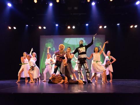 Spectacle de danse Le Magicien d'Oz - 2018