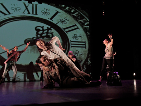 "Spectacle danse ""Alice in Wonderland"" - 2012"