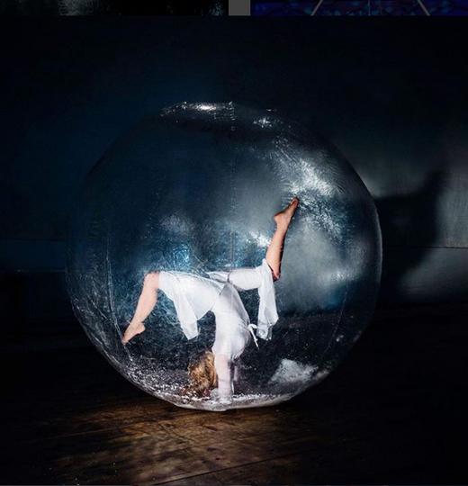 Artiste cirque