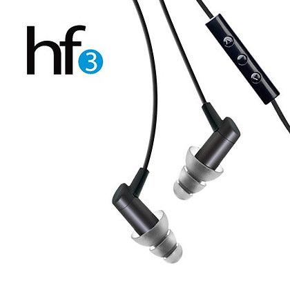 Etymotic hf3 (headset + earphones)