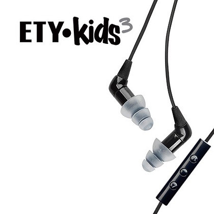 Etymotic ETY.Kids 3 (headset + earphones)