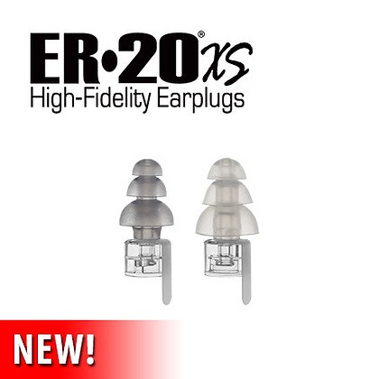 Etymotic ER20XS High-Fidelity Earplugs