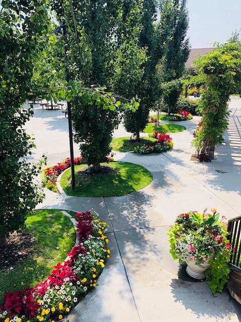 Brookside Gardens Event Center; Berthoud, Co