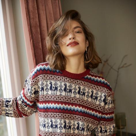 SHOP Sweater Allpaqa Puka