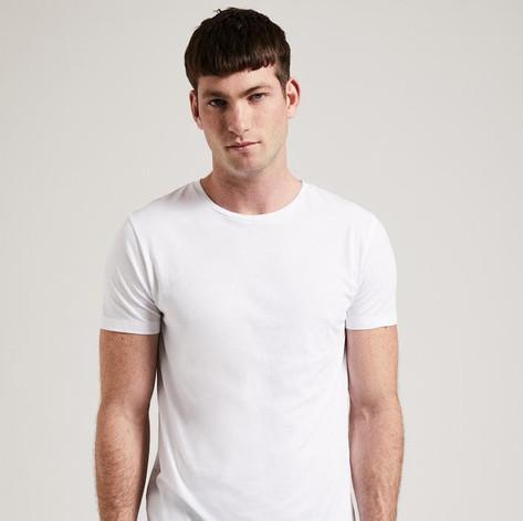 SHOP Round Neck T-Shirt