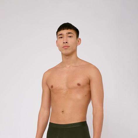 SHOP TENCEL™ Lite Boxers 2-Pack Dark Green