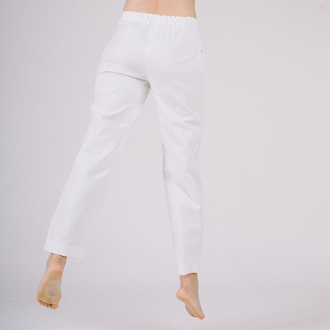 SHOP Soft Workwear trousers - soft white