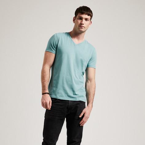 SHOP V-Neck T-Shirt