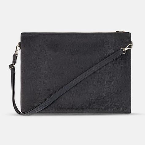 SHOP Laptop Bag Dark Blue