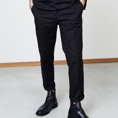 SHOP Pants Liam Black