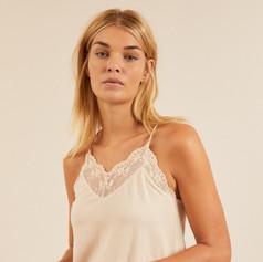 SHOP Lace Shirt Organic Cotton