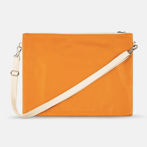 SHOP Laptop Bag limited orange white