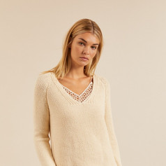 SHOP V-Neck Organic Cotton