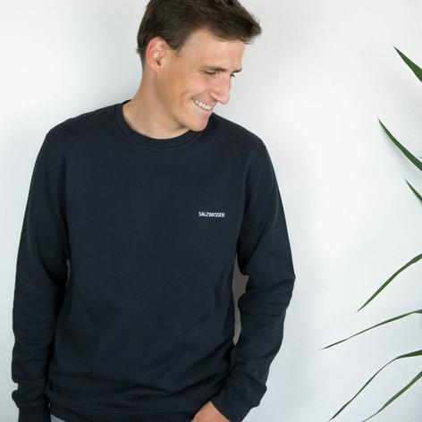 SHOP Sweater Fjord Dark Blue