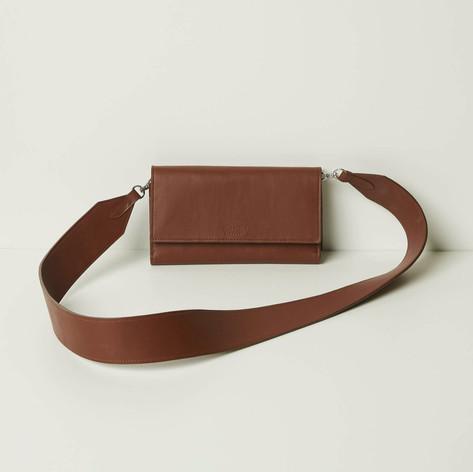 SHOP Mini Bag Black Brown