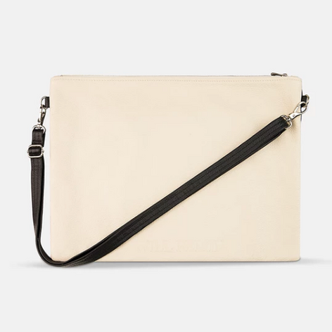 SHOP Laptop Bag limited black white