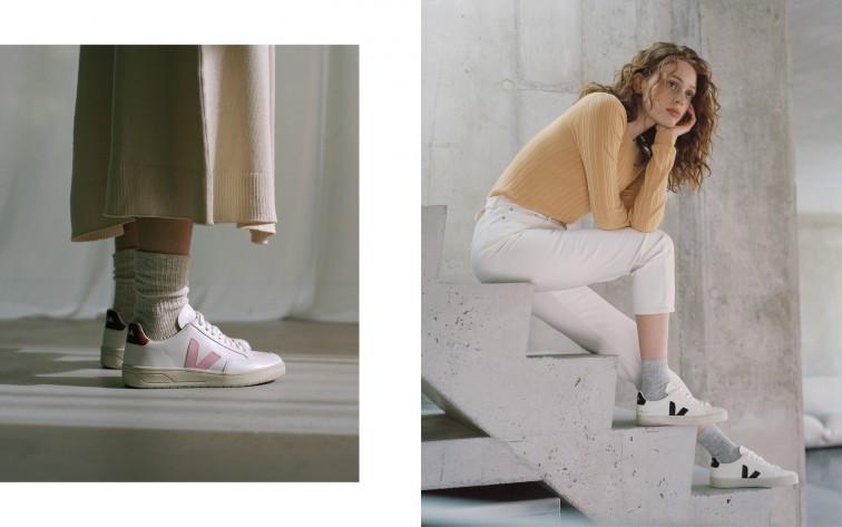 VEJA Sneaker - nachhaltige und stylische Sneaker für Mann und Frau.