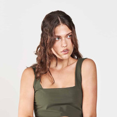 SHOP SHOP Top Merida Neoprene Olive