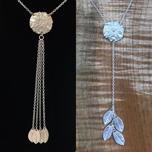 Mum Lariat Necklace