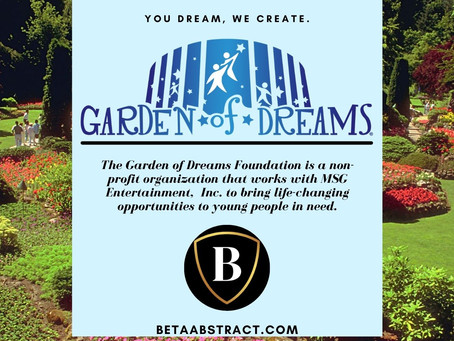 The Garden of Dreams Giving Program