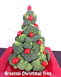 Food decorating  / Christmas Tree