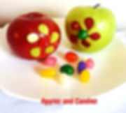 Dessert for kids / Apples for kids