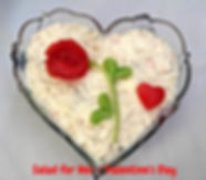 Food Decorations for Valentine's Day