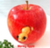 Food for kids /  Food Decorations for kids / Fun apple for kids, fun food