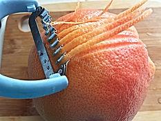food decorating / fruit garnishing