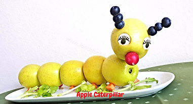 Fruit decorating / Food for kids