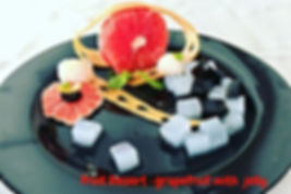 Fruits presentation,  food decorating