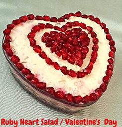 Valentine's Day / food decoration
