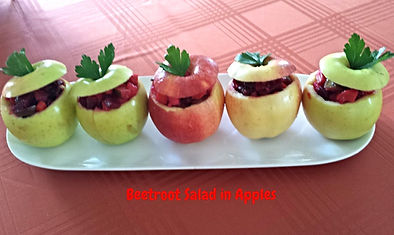 Food Presentation / Food Decorating