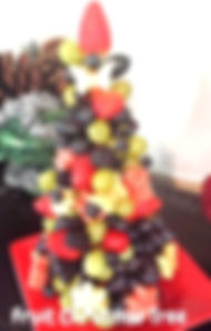 Christmas, New Year Food Decorations / Fruit decorations