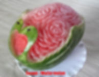 Food Presentation / Watermelon