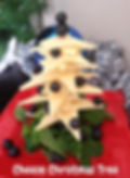 New Year and Christmas  Food Decorations