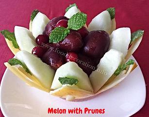 Dessert / Fruits presentation