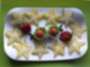 Fruit decoration / Starfruit