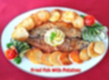 Fried Fish / Banquet dish