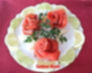 Food Presentation / food decoration
