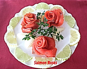 Food Presentation / food decoration