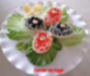 Banquet dish / Food decorating