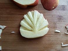 Fruit garnishing / food decorating